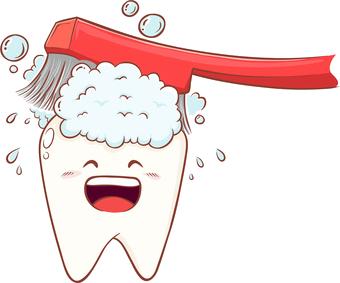 歯医者のロゴ